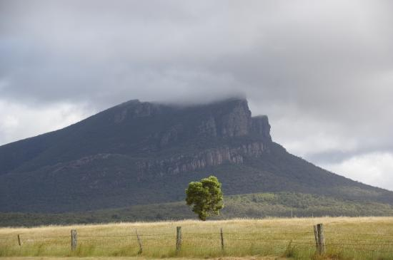 Royal Mail Hotel: Scenic Views of the Grampians