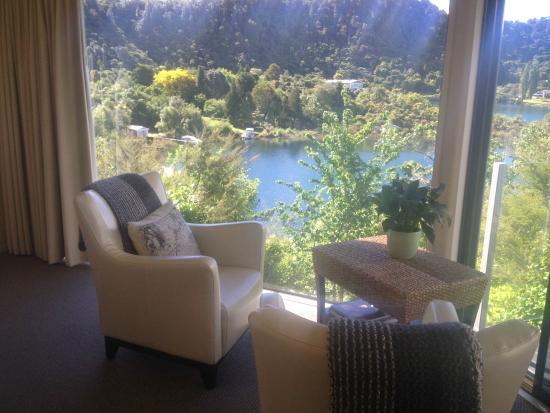 Solitaire Lodge : Calma y espectacularidad en uno