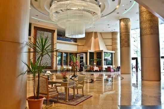 The Puteri Pacific Johor Bahru: Grand Reception