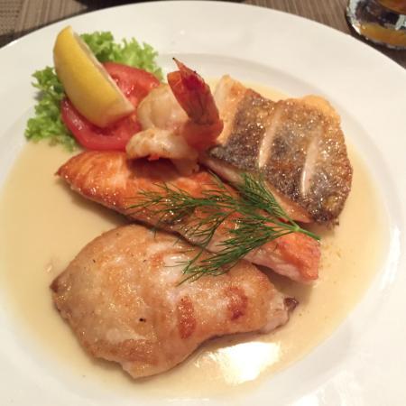 Schiffer Borse: Merluzzo e salmone buonissimo