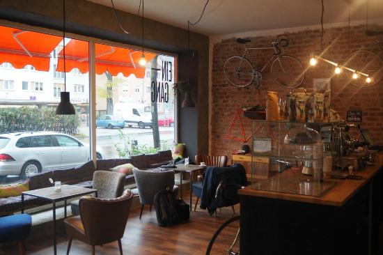 Cafe Eingang