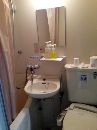 Yamato Kashihara City Hotel : 浴室