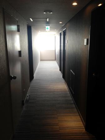 Yamato Kashihara City Hotel : 廊下