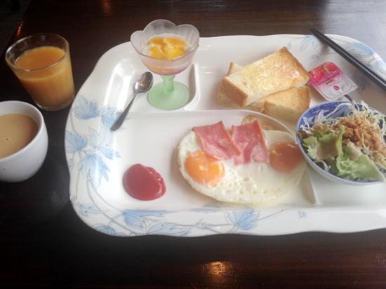 Yamato Kashihara City Hotel : 朝食