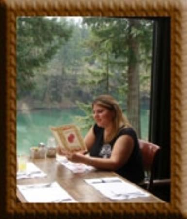 Cazadero Inn: What a great view!
