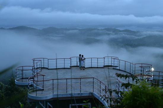 Vellamunda, Indien: Dwan at Misty Haven