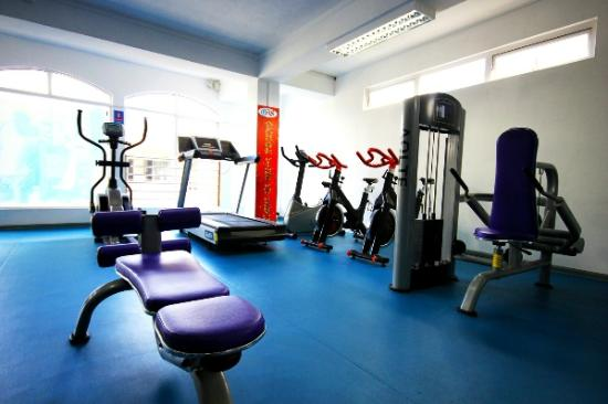ONS Motel & Guest House Mauritius: Gym