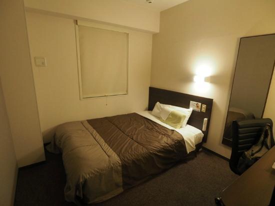 Super Hotel Nanba Nihonbashi: Single Room