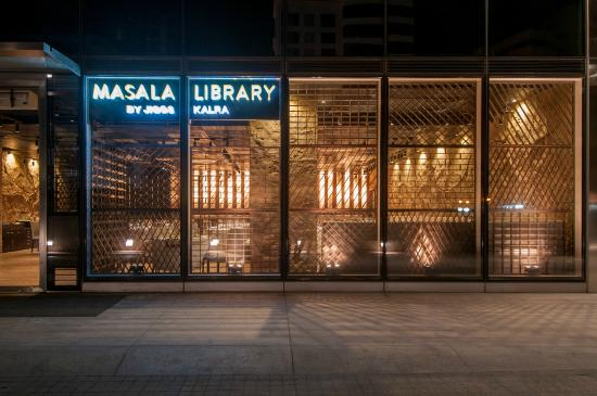 Photo of Indian Restaurant Masala Library at First International Finance Centre Ground Floor Bkc, Mumbai (Bombay) 400051, India