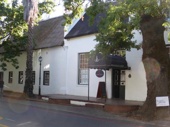 Stellenbosch Hotel: Hotel Stellenbosch
