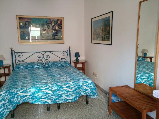 A Casa A Testaccio B&B: 共同シャワールーム
