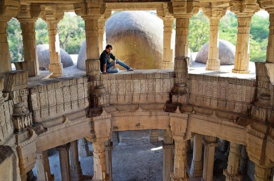 Pavagadh, Indien: Champaner : Nagina Masjid