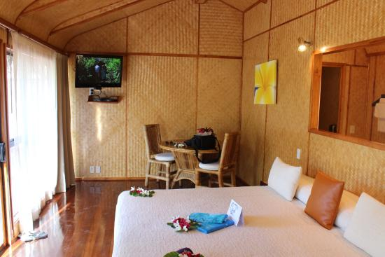 Aitutaki Lagoon Resort & Spa: Beachfront Bungalow