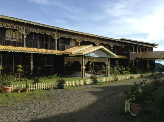 Kinabalu Rose Cabin Sabah: lodge