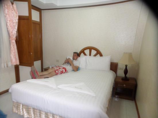 Natacha Hotel: Room