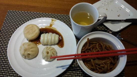 ZiSu Ting Restaurant (Xingfu): Thaifood mit leichtem Chinatouch