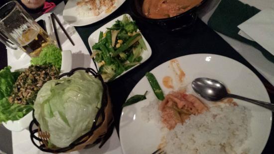 ZiSu Ting Restaurant (Xingfu): Schmackhaft und frisch