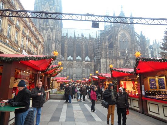 Zunfthaus Weihnachtsmarkt Kolner Altstadt
