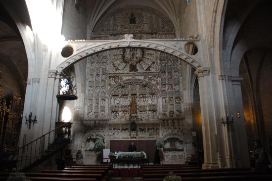 Iglesias de San Gil y San Nicolas