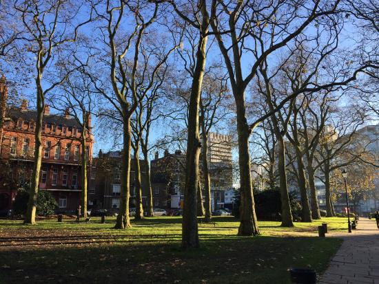 Paddington Green and St. Mary's Churchyard
