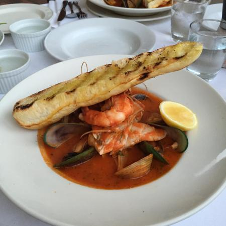 Prego Restaurant : Fish soup