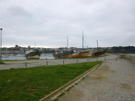 Hotel Vauban : musée de vieux bateaux