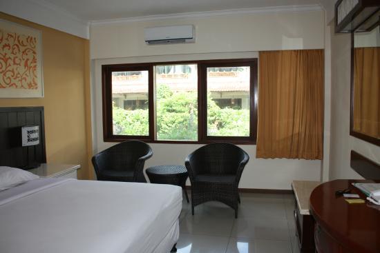 Maharani Beach Hotel: Superior room