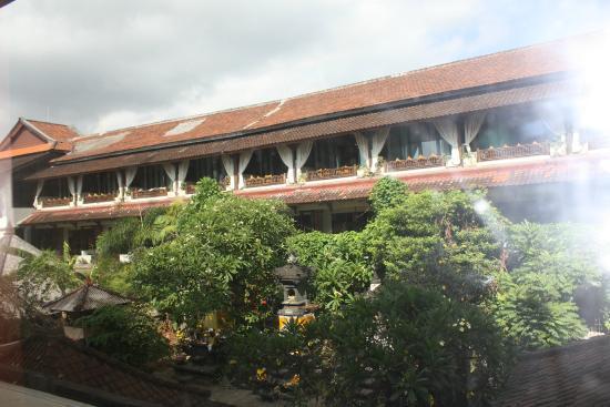 Maharani Beach Hotel: View from Superior room