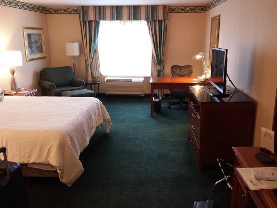 Hilton Garden Inn Spokane Airport: Schönes Zimmer