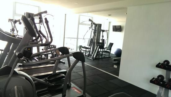 Gym picture of hotel icon bangkok bangkok tripadvisor