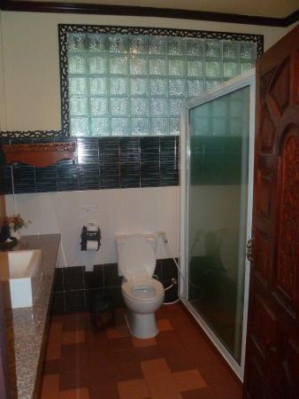 Pearl Beach Bungalow: Salle de bains