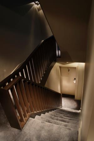 Hotel Neufchatel: Interior