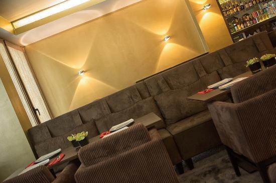 Hotel Neufchatel: Breakfast Room