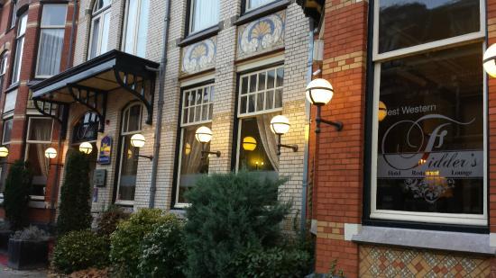 BEST WESTERN Hotel Fidder: Hotel gelegen in een straat met Jugenstil panden