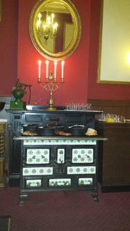 BEST WESTERN Hotel Fidder: De ontbijtruimte
