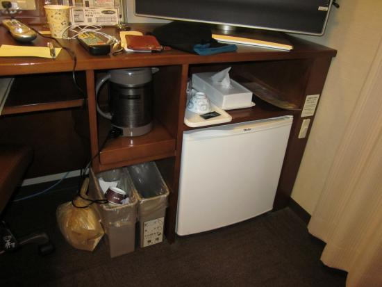 Hotel Route Inn Mitokenchomae : 部屋2