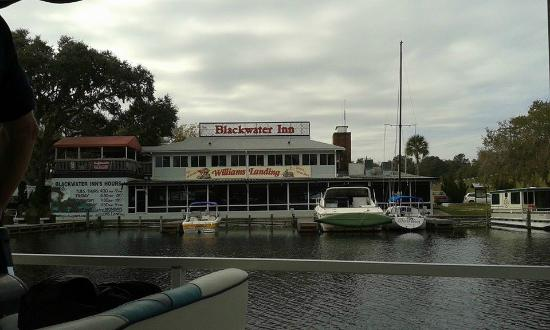 Blackwater Inn Restaurant Astor Fl