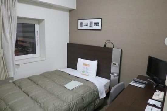 Comfort Hotel Kurosaki: 客室