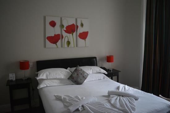 MStay 27 Paddington Hotel: camera spaziosa e ben arredata