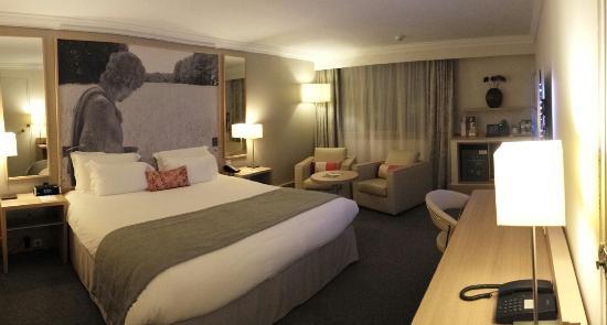 Mercure Paris Velizy Hotel: Chambre privilège
