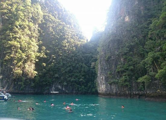 Phang Nga Eco Tour: Phi Phi Leh Lagoon