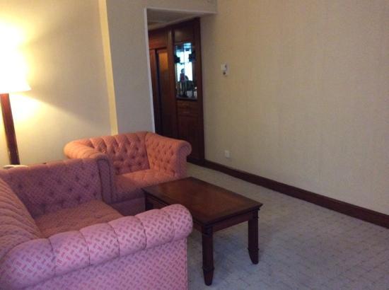 Park Hotel Shanghai: 厅