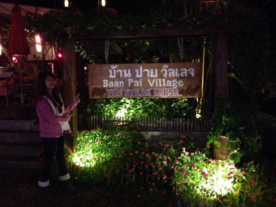 Pai Village Boutique Resort & Farm: ประทับใจจริงๆ พนักงานน่ารัก อาหารอร่อย บรรยากาศก้ดี