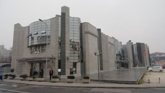 Holocaust Memorial Centre : Parelelepípedo Espelhado!