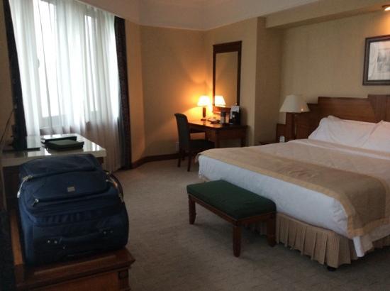 Park Hotel Shanghai: 套房