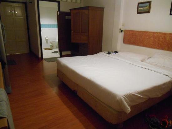 MHC-Guesthouse: chambre