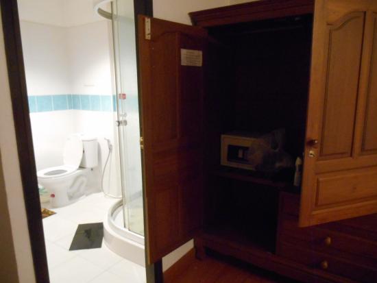 MHC-Guesthouse: salle de bains