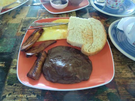 Cool Beans Cafe : Café y la comida era excelente.