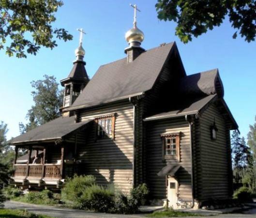 Церковь Святого Праведного Иоанна Кронштадского