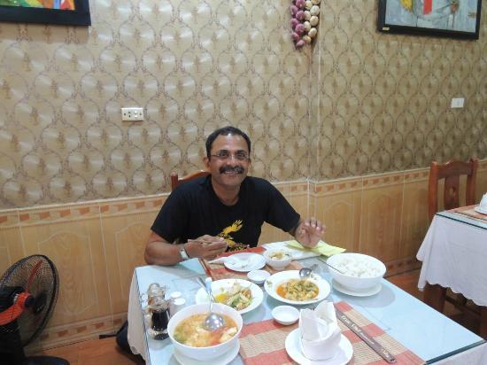 True Viet restaurant: Me